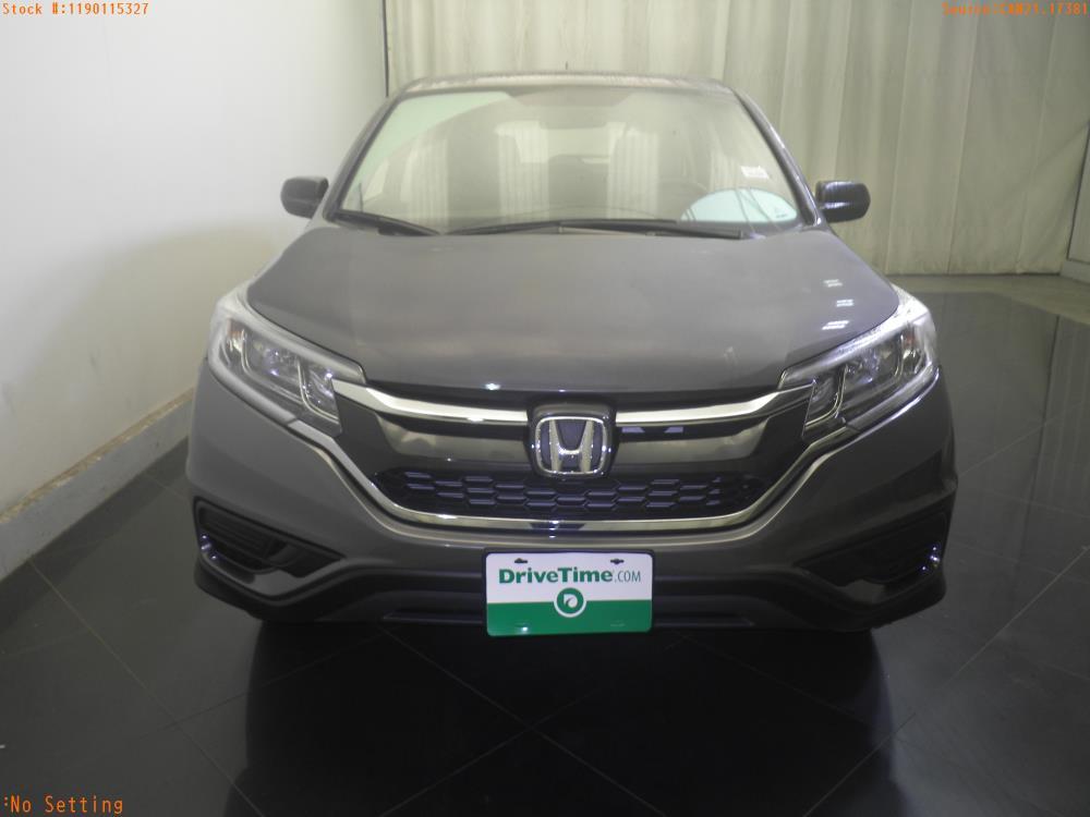 2016 Honda CR-V LX - 1190115327