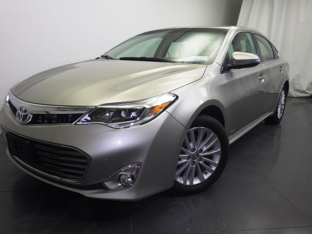 2014 toyota avalon hybrid for sale in charlotte. Black Bedroom Furniture Sets. Home Design Ideas