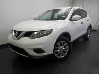 2016 Nissan Rogue S - 1190115378