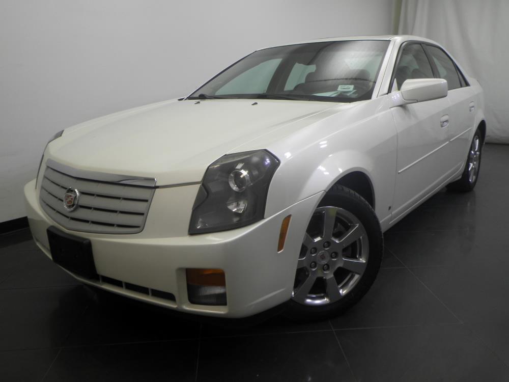 2007 Cadillac CTS - 1190115405
