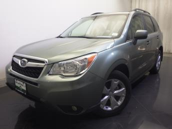 2015 Subaru Forester 2.5i Limited - 1190115609