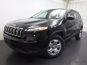 2014 Jeep Cherokee - 1190115669
