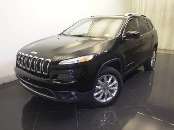2014 Jeep Cherokee Limited - 1190115670