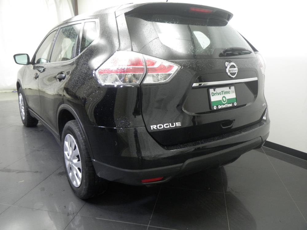 2016 Nissan Rogue S - 1190115700