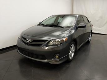 2011 Toyota Corolla S - 1190115741