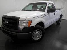 2013 Ford F-150 Regular Cab XL 6.5 ft