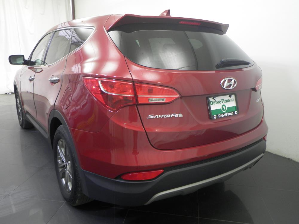 2014 hyundai santa fe sport for sale in charlotte 1190115908 drivetime. Black Bedroom Furniture Sets. Home Design Ideas
