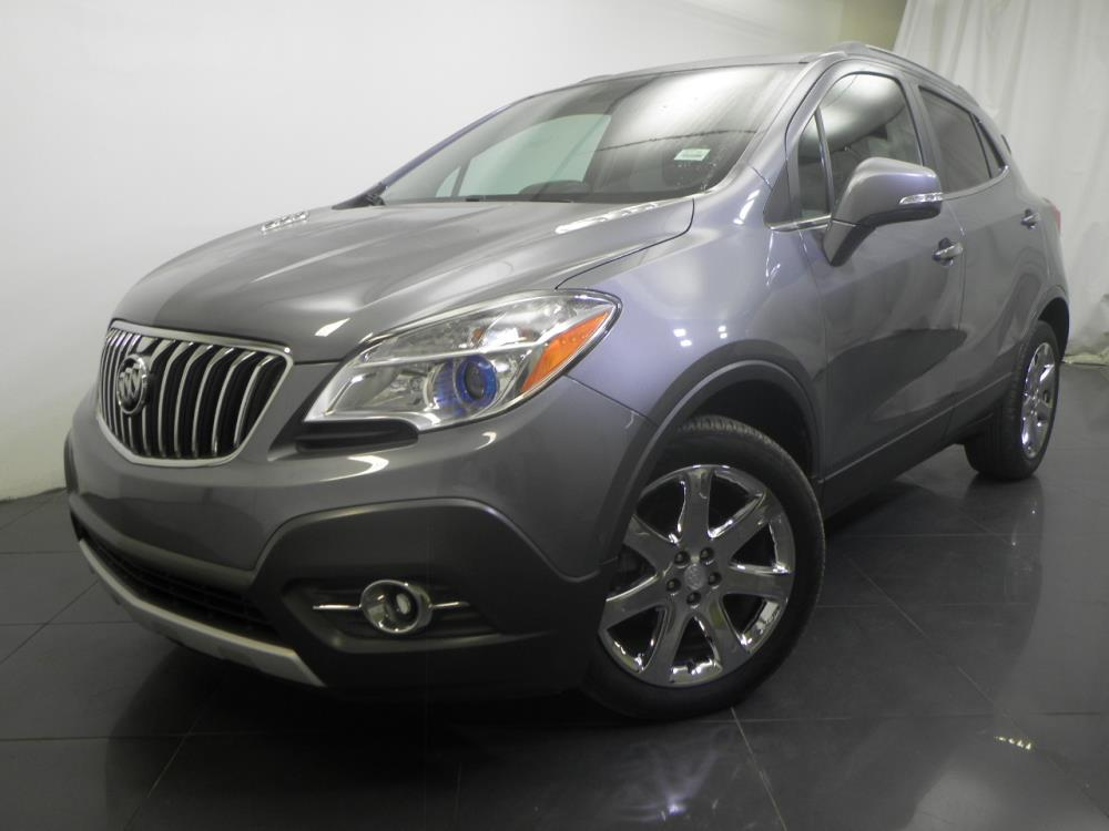2014 Buick Encore Convenience - 1190116017