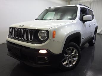 2017 Jeep Renegade Latitude - 1190116042