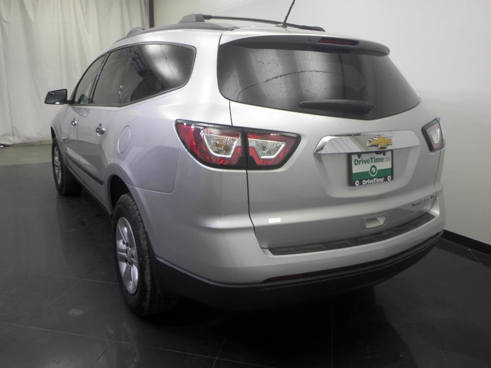 2014 Chevrolet Traverse LS - 1190116051