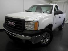 2009 GMC Sierra 1500 Regular Cab Work Truck 6.5 ft