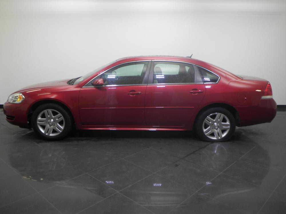 2014 Chevrolet Impala Limited LT - 1190116116