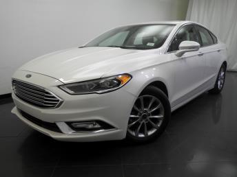 2017 Ford Fusion SE - 1190116144