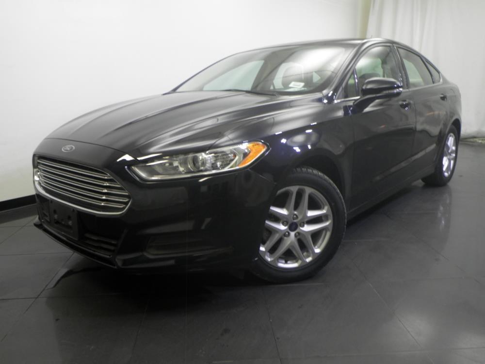 2014 Ford Fusion SE - 1190116146