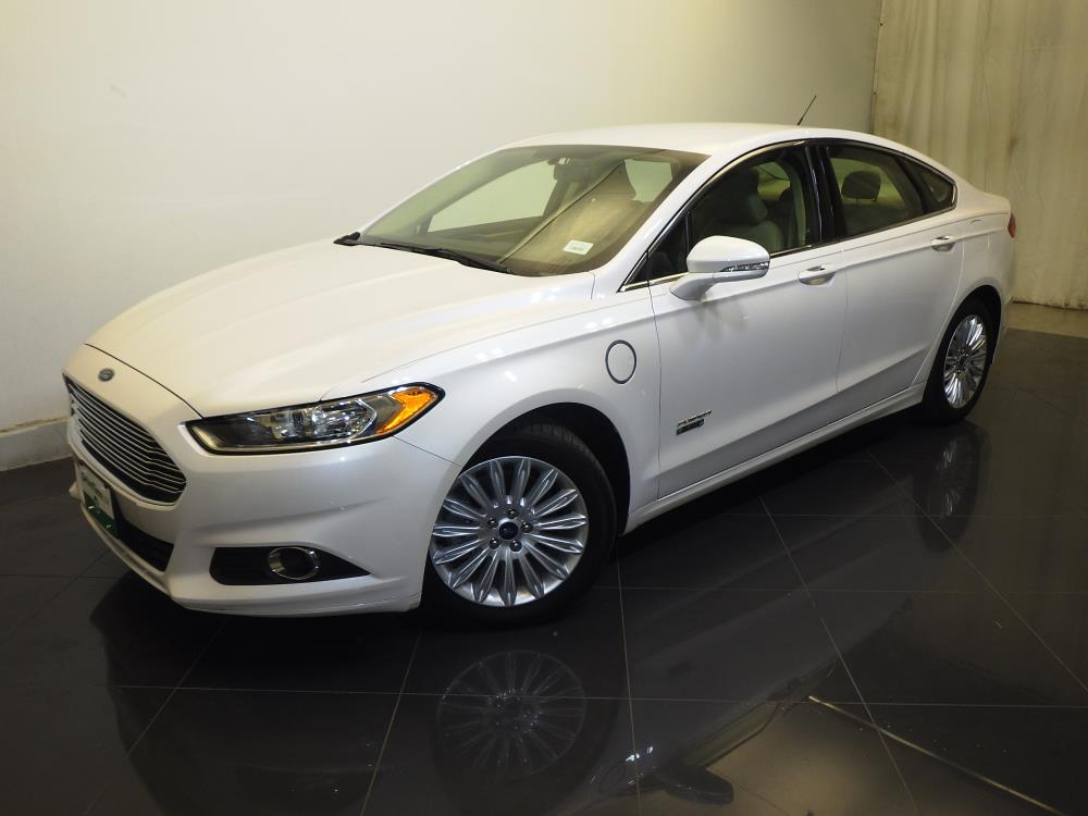 2015 ford fusion energi plug in hybrid se luxury for sale. Black Bedroom Furniture Sets. Home Design Ideas