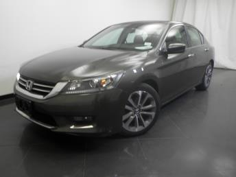 2014 Honda Accord Sport - 1190116210