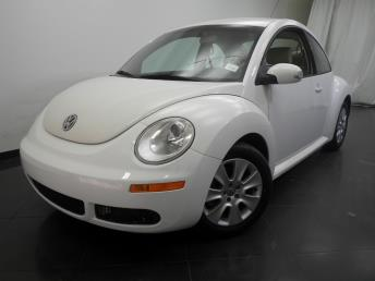 Used 2009 Volkswagen Beetle