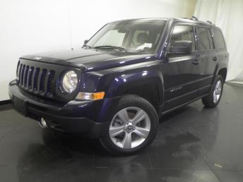 2014 Jeep Patriot Limited - 1190116324