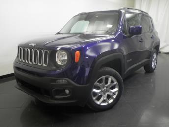 2016 Jeep Renegade Latitude - 1190116349