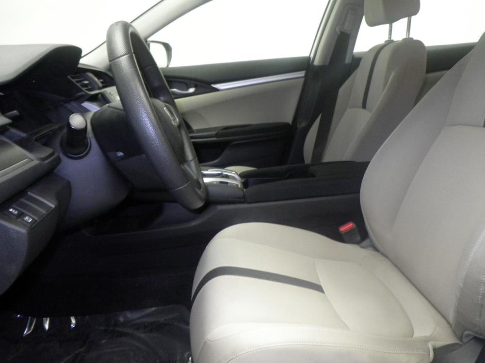 2016 Honda Civic LX - 1190116389