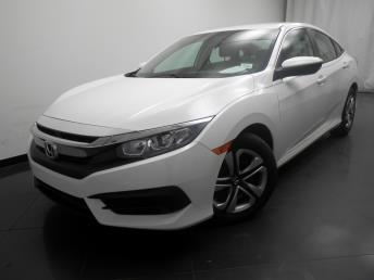2016 Honda Civic LX - 1190116389