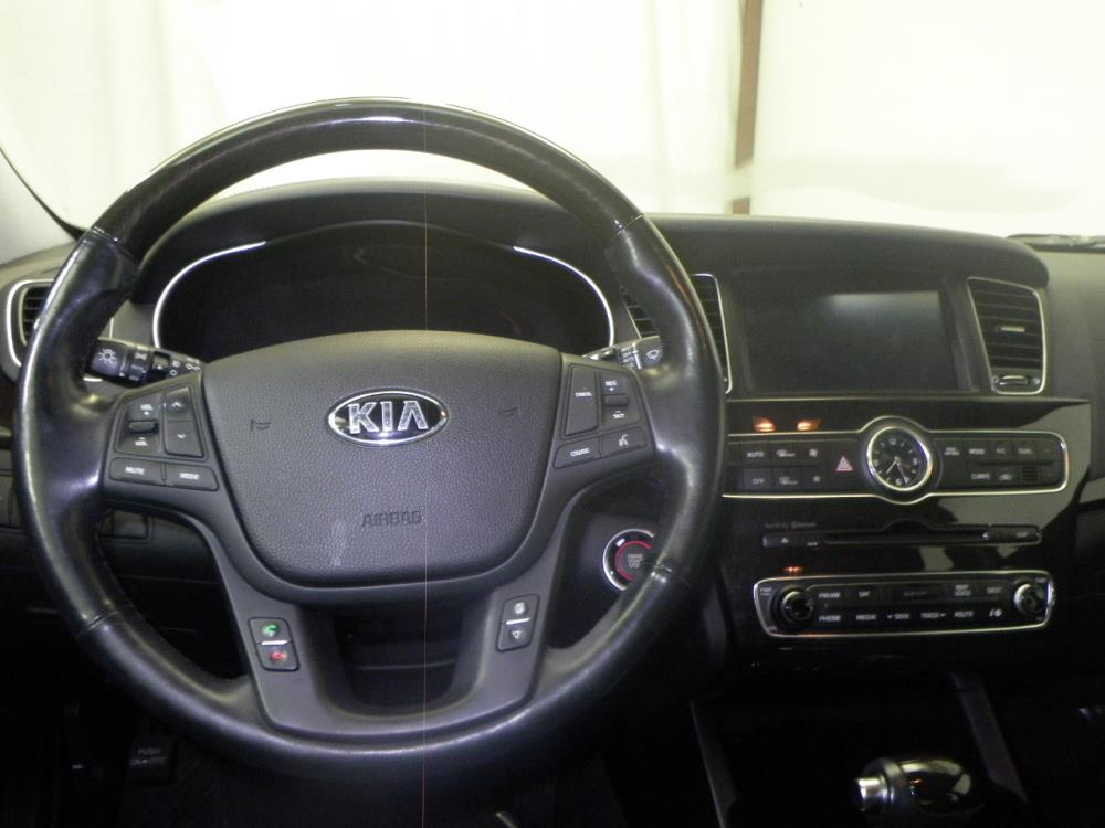 2014 Kia Cadenza Premium - 1190116446