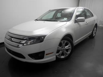 2012 Ford Fusion - 1190116457