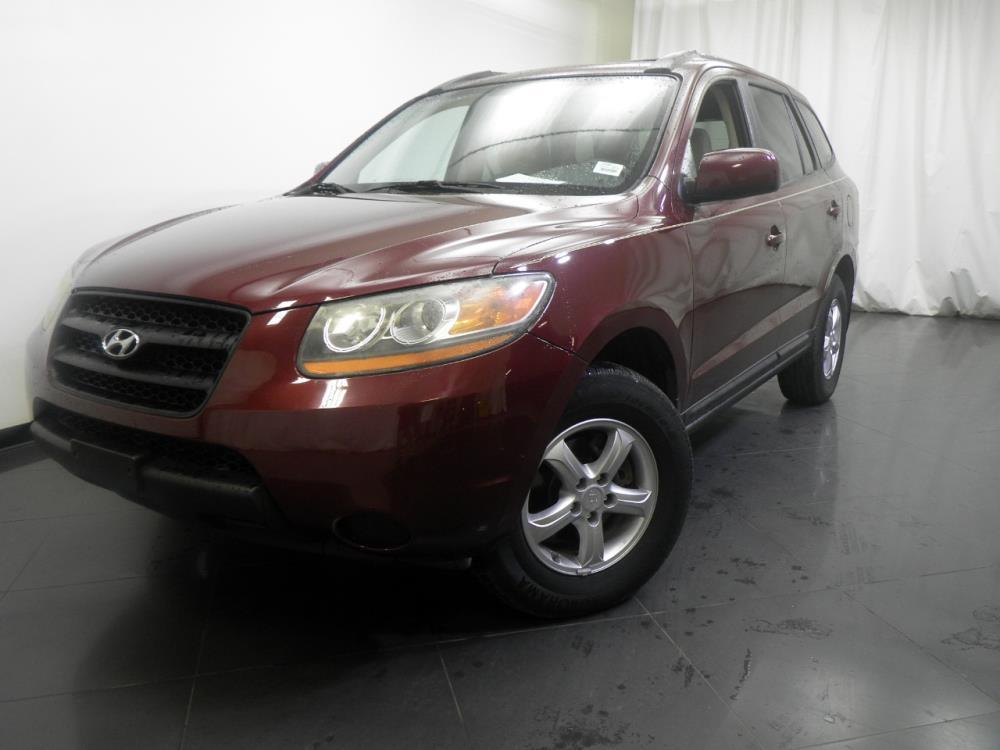 2008 Hyundai Santa Fe - 1190116528