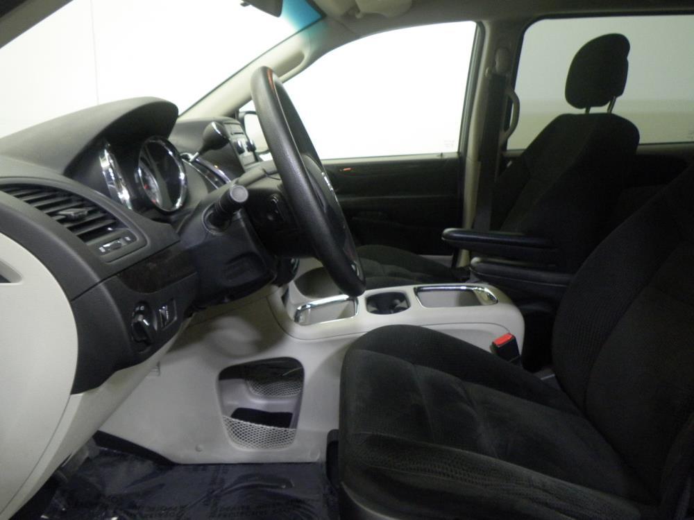 2017 Dodge Grand Caravan SXT - 1190116545