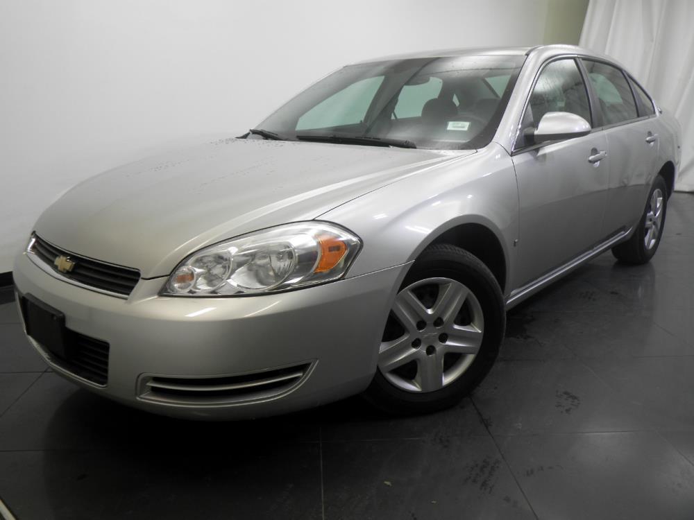 2008 Chevrolet Impala - 1190116635