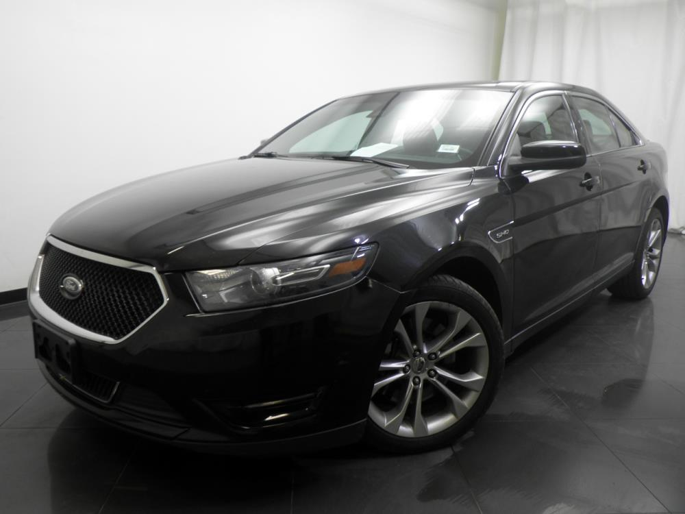 2014 ford taurus sho for sale in macon 1190116639. Black Bedroom Furniture Sets. Home Design Ideas