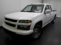 2012 Chevrolet Colorado Extended Cab Work Truck 6 ft
