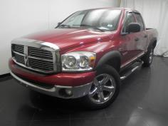 2008 Dodge Ram 1500 Quad Cab SLT 8 ft