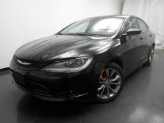 2015 Chrysler 200 200S