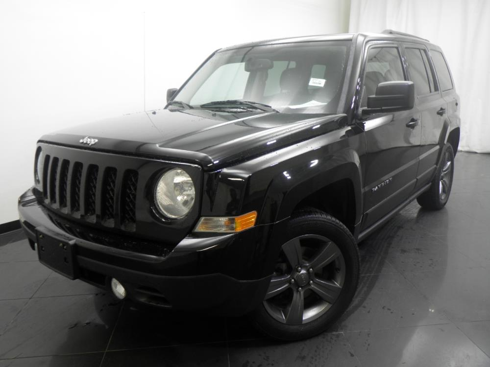 2015 Jeep Patriot High Altitude Edition For Sale In Charlotte