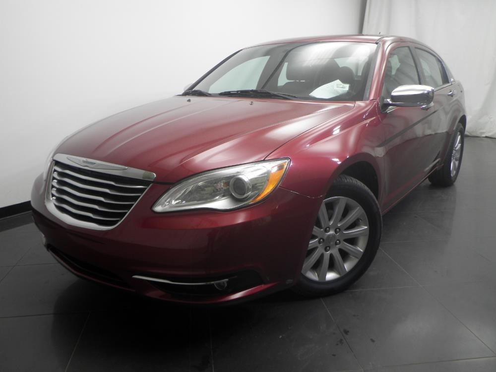 2013 Chrysler 200 Limited - 1190117024