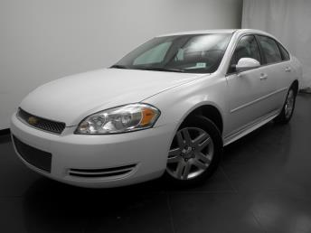 2016 Chevrolet Impala Limited LT - 1190117031