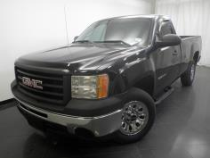 2011 GMC Sierra 1500 Regular Cab Work Truck 8 ft