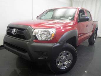 2015 Toyota Tacoma Double Cab PreRunner 5 ft - 1190117136