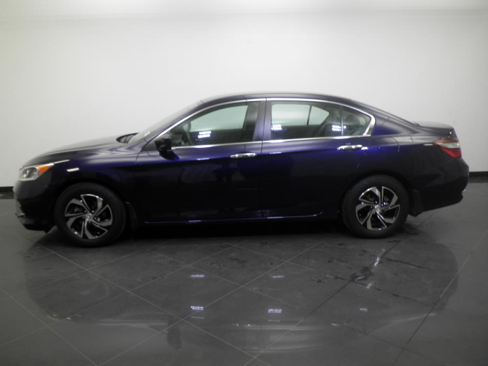 2017 Honda Accord LX - 1190117147