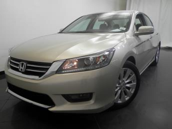 2015 Honda Accord EX-L - 1190117159
