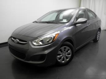 2015 Hyundai Accent GLS - 1190117174