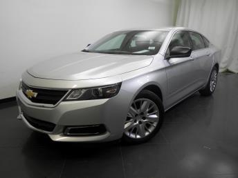 2015 Chevrolet Impala LS - 1190117335