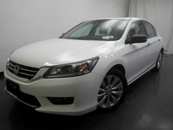 2014 Honda Accord EX-L - 1190117401