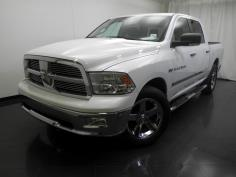 2012 Ram 1500 Crew Cab Big Horn 5.5 ft