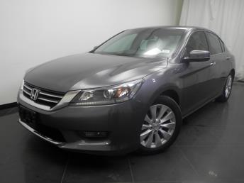 2015 Honda Accord EX-L - 1190117428