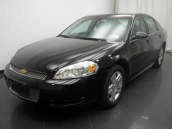 2016 Chevrolet Impala Limited LT - 1190117699
