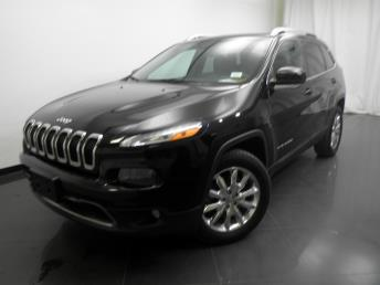 2014 Jeep Cherokee Limited - 1190117823