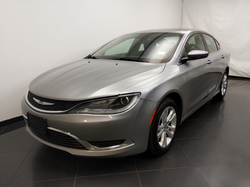 2016 Chrysler 200 Limited - 1190117826