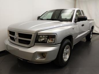 2009 Dodge Dakota Extended Cab Big Horn/Lone Star 6.5 ft - 1190117875